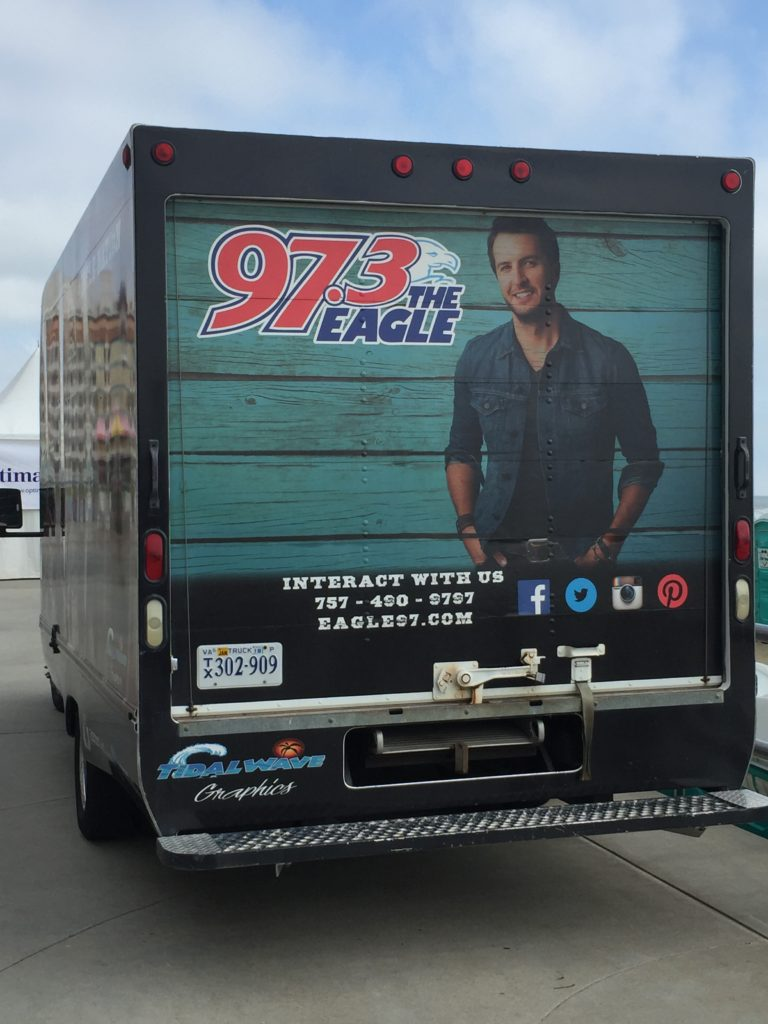 Hire Branded Promotion Truck New York
